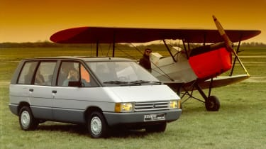 Best cars of the 80s: Renault Espace