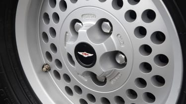 Aston Martin Lagonda - wheel