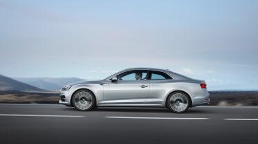 Audi A5 - side