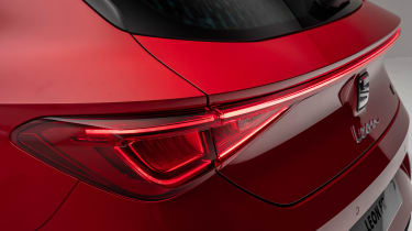 SEAT Leon - rear light