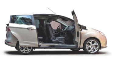 Ford B-MAX profile