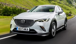 Mazda CX-3 GT Sport - front