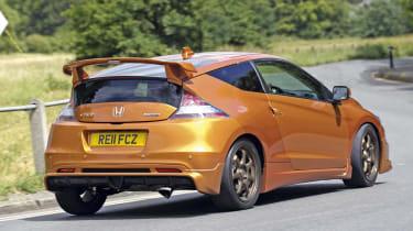 Honda CR-Z Mugen rear corner