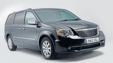 Chrysler Voyager front