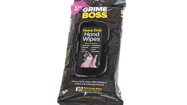 Grime Boss Heavy Duty Hand Wipes