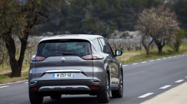 Renault Espace - rear
