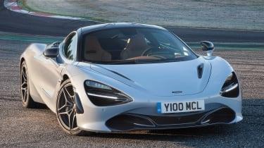 McLaren 720S - front static