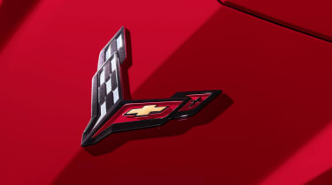 2020 Chevrolet Corvette - badge