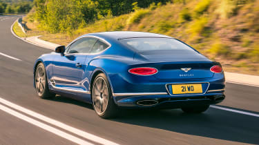 Bentley Continental GT - rear