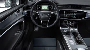 Audi A6 allroad quattro - dash