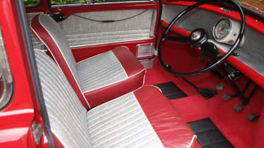 Cool cars: the top 10 coolest cars - Mini interior