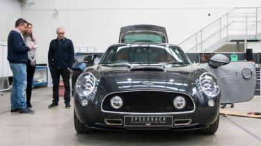 David Brown Automotive Speedback Silverstone Edition front