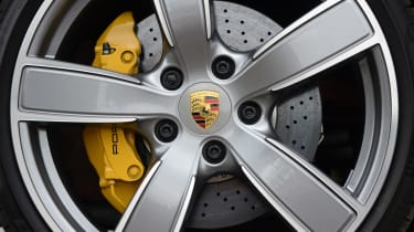 Porsche 718 Cayman 2016 - wheel