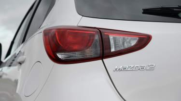 Mazda 2 Sport Black light