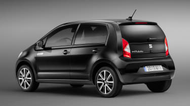 SEAT Mii electric - rear