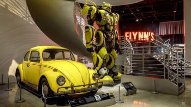 Petersen Automotive Museum - Volkswagen Beetle Transformers