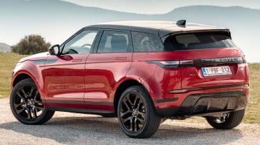 Range Rover Evoque rear