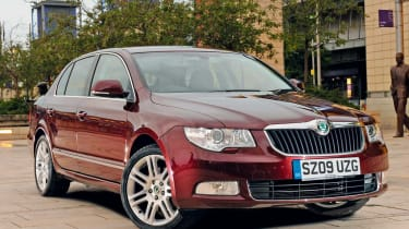 Best Large Family Cars 2012 New Car Championship Auto Express