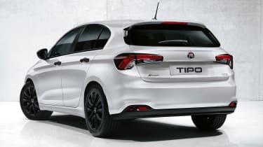 Fiat Tipo Street - rear