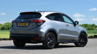Honda HR-V Sport - rear static