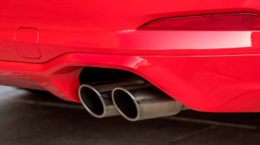 Ford Focus Estate - exhaust