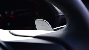 Toyota Supra - paddle