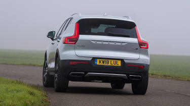 Volvo XC40 T4 - rear action
