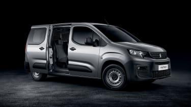 Peugeot Partner - side