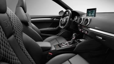 Audi S3 Cabriolet 2014 interior