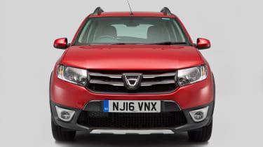 Used Dacia Sandero - full front