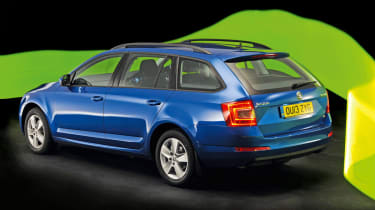 Skoda Octavia Estate best estate car