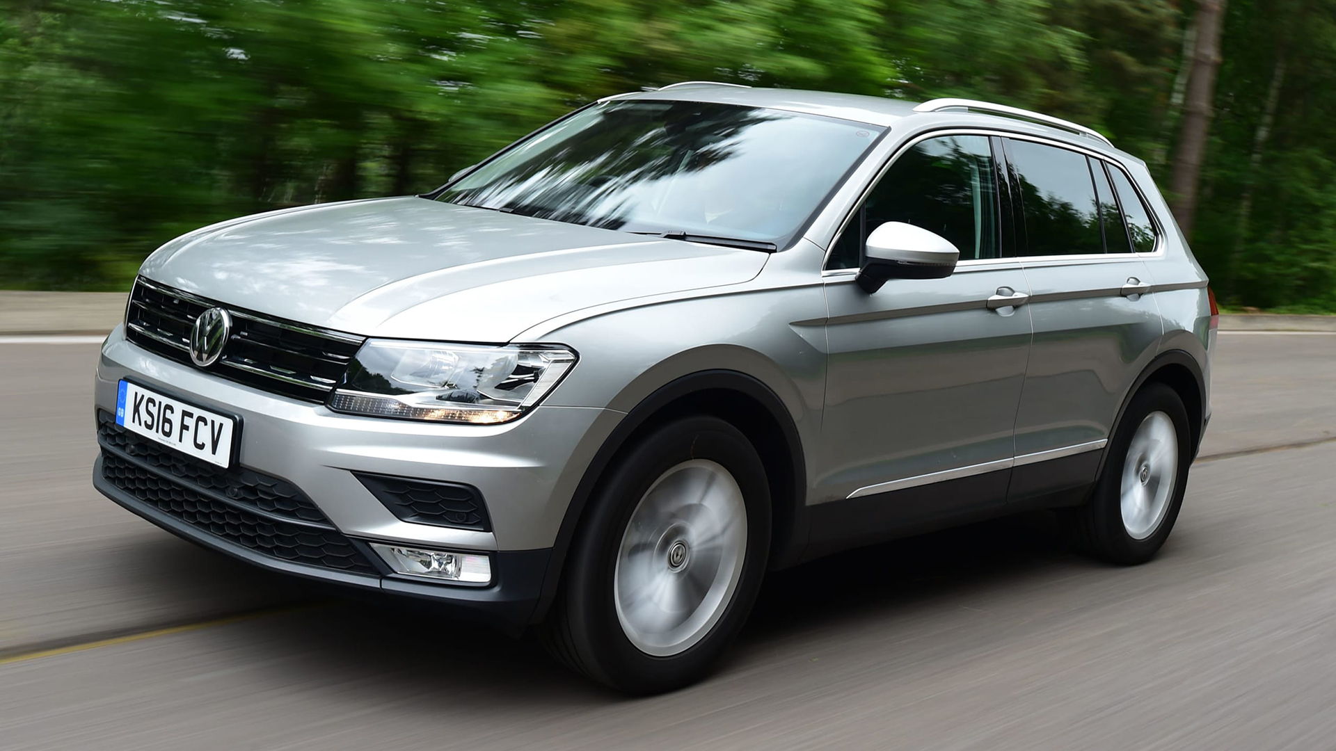 volkswagen tiguan phev confirmed for 2020 launch | auto