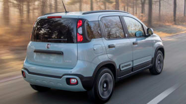 Fiat Panda Mild Hybrid - rear