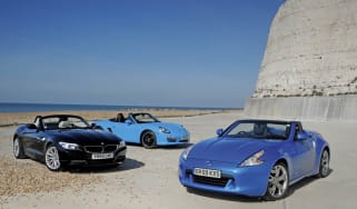 Nissan 370Z vs. rivals