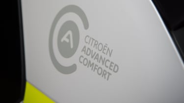 Citroen Advanced Comfort Concept 2017 - logo