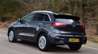 Kia e-Niro long termer - first report rear