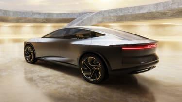 Nissan IM concept - side/rear