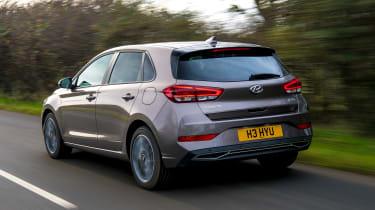 Hyundai i30 - rear