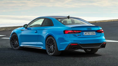 Audi RS 5 Coupe - rear static