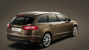 Prices for theFord Mondeo Vignale start at just under £30,000.