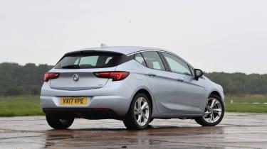 Vauxhall Astra - Rear Still