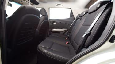Used SsangYong Tivoli - rear seats