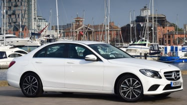Mercedes C-Class - Front Still