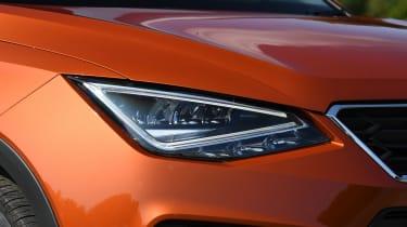 SEAT Arona headlight