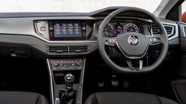 Volkswagen Polo 1.0 MPI - dash