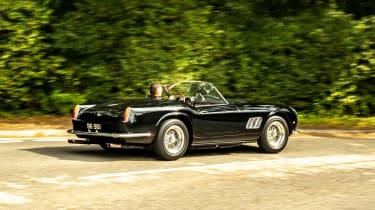Ferrari 250 GT California Spyder remake - rear cornering