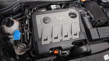 Used SEAT Leon Mk2 - engine