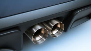 MINI John Cooper Works GP - exhausts
