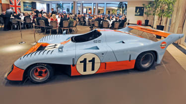 Dream Christmas gifts for petrolheads 2017 - Legends of LeMans