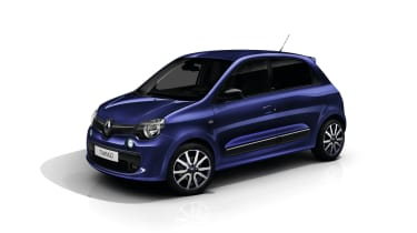 Renault Twingo Iconic front